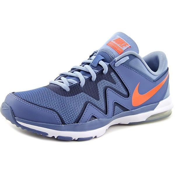 Nike Air Sculpt TR 2 Women Round Toe Synthetic Blue Sneakers