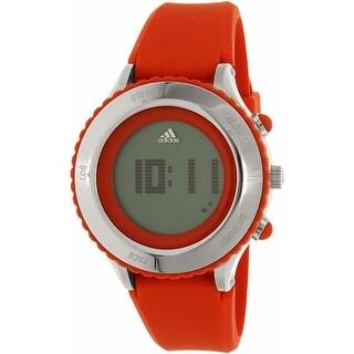 Adidas Women's ADP3194 Red Resin Quartz Sport Watch