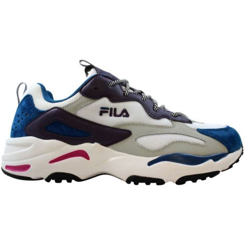 Fila Ray Tracer Blue/White-Multi 1RM00586-148 Men's