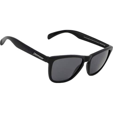 e654176507 Peppers Breakers Matte Black Shiny Black Temples Smoke TAC-Tical - US One