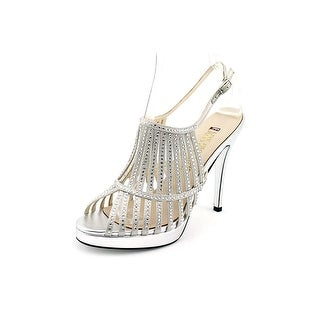 E! Live From The Red Carpet E0046   Open Toe Canvas  Sandals