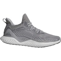 5e5a8082d31d1 Shop adidas Men s AlphaBOUNCE EM Running Shoe White Silver Metallic ...