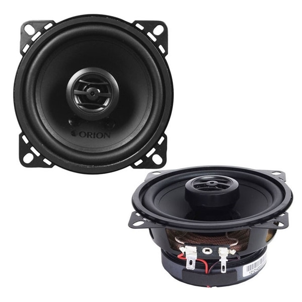 "Orion CO40 Cobalt Series 4"" 200 Watts Coaxial Speakers - Pair"