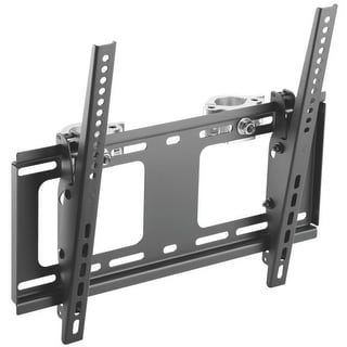 "Mount-It! Truss TV Mount for 32"" to 55""  with Quick Release Truss Clamp, Tilting TV Mount for 48 to 51 mm Truss Installation"