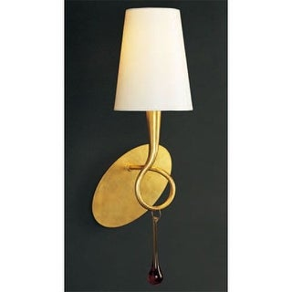 Mantra Lighting 3548 Paola 1 Light Wall Sconce