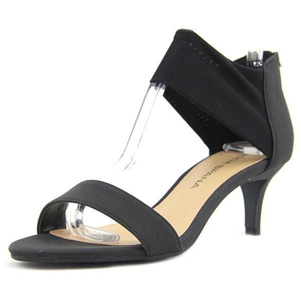 Moda Spana Meg Black Sandals