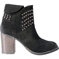 Nomad Women's Jemma Ankle Bootie Black