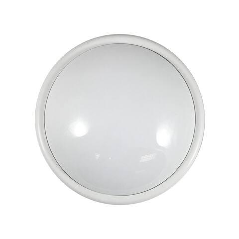 """Westek LG3007W-N1 Battery-Powered LED Moon Light, White, 30 Lumens, 5"""""""