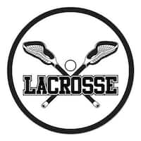 Beistle 54085 Lacrosse Cutout, Pack Of 12