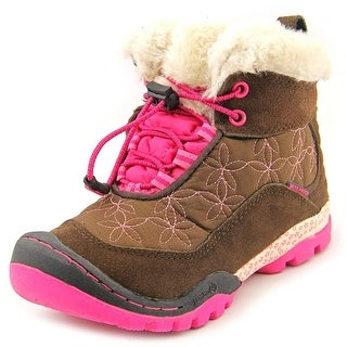 Jambu KD Magnolia Youth Round Toe Suede Snow Boot