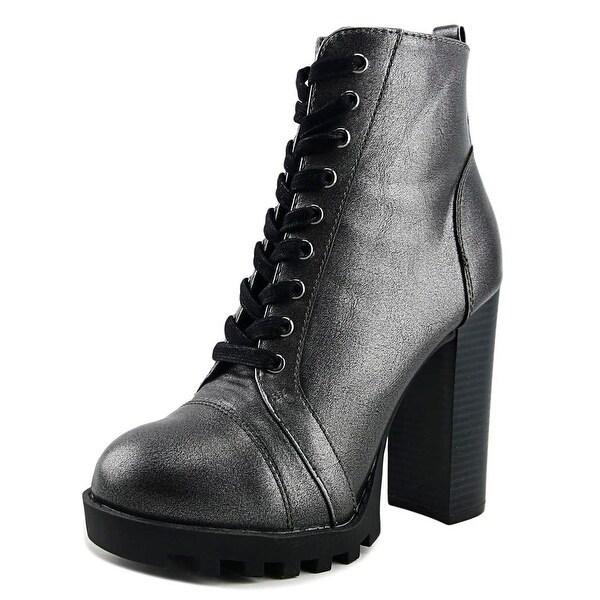 Zigi Soho Carver Women Round Toe Synthetic Black Boot