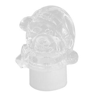 Household Ornament Colorful Faux Crystal LED Night Light Lamp Bear Shape