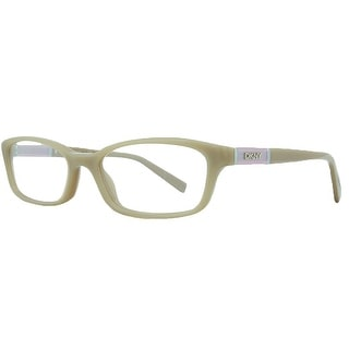 Donna Karan DY 4631 3521 Taupe Plastic Womens Optical Frame - 50-16-140