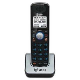 AT&T TL86009 DECT 6.0 Accessory Handset for TL86109 Cordless Phone