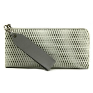 Skagen L Zip Clutch VL19 Women Leather Wristlet