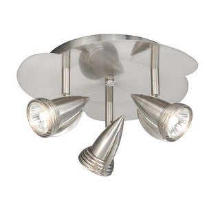 Vaxcel Lighting SP34124 Three Light Down Lighting Accent / Spot Light from the Spotlight Collection