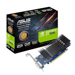 """Asus Nvidia GeForce GT 1030 Graphic Card Graphics Card"""