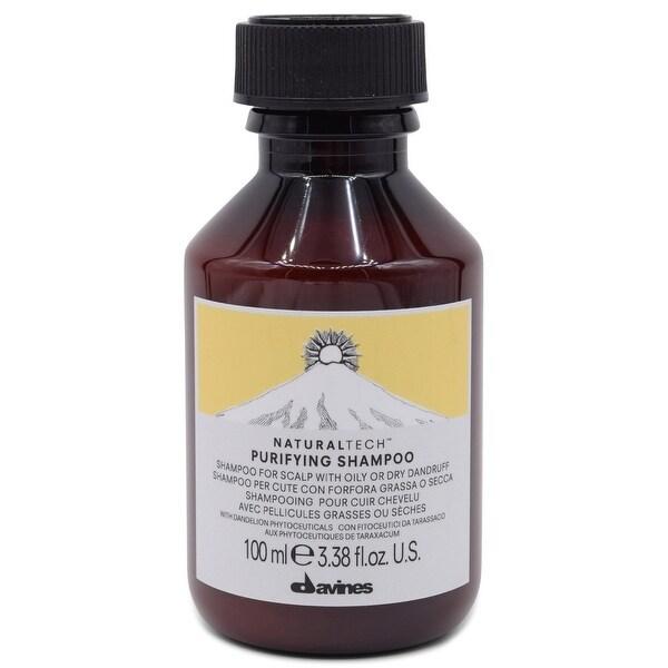 Davines NaturalTech Purifying Shampoo 3.38 Oz