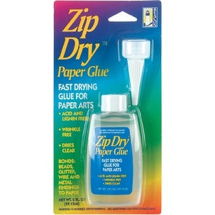 Zip Dry Paper Glue-2 Ounce