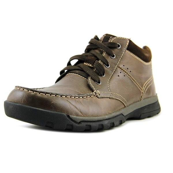 Florsheim Roster Moc Boot Brown Boots