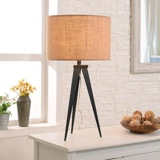 Link to Caperana Bronze Tripod 3-way Table Lamp Similar Items in Table Lamps