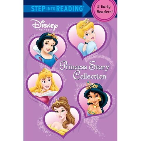 Princess Story Collection - 'R. H. DISNEY