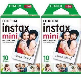 Fuji Instax Instant Film Single Packs - 20 Prints