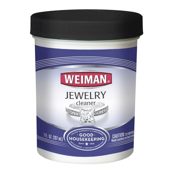 Weiman 2306 Jewelry Cleaner, 7 Oz