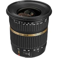 Tamron SP AF 10-24mm f / 3.5-4.5 DI II Zoom Lens For Canon DSLR Cameras - black