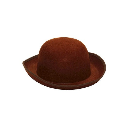 Shop Forum Novelties Steampunk Derby Hat (Brown) - Brown - Free Shipping On  Orders Over  45 - Overstock.com - 15391630 ae6c3305505