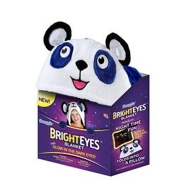 Snuggie Bright Eyes Kid's Blanket Panda