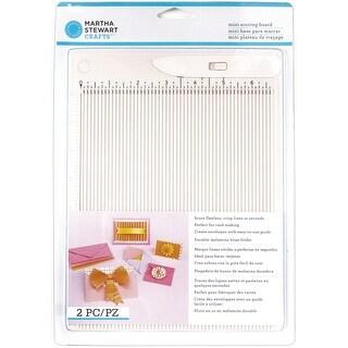 "Martha Stewart Mini Scoring Board-7.5""X9.75"""