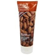 Desert Essence Hand & Body Lotion Almond 8-ounce