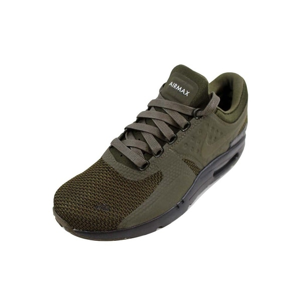 b0ccc3fdbec4 Shop Nike Men s Air Max Zero Premium Dark Loden 881982-300 - Free ...