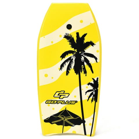 Lightweight Super Bodyboard Surfing with EPS Core Boarding-L