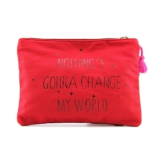 Roxy Universe Women Polyester Clutch NWT - Red