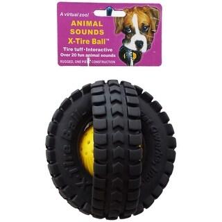 Medium Animal Sounds X-Tire Ball-