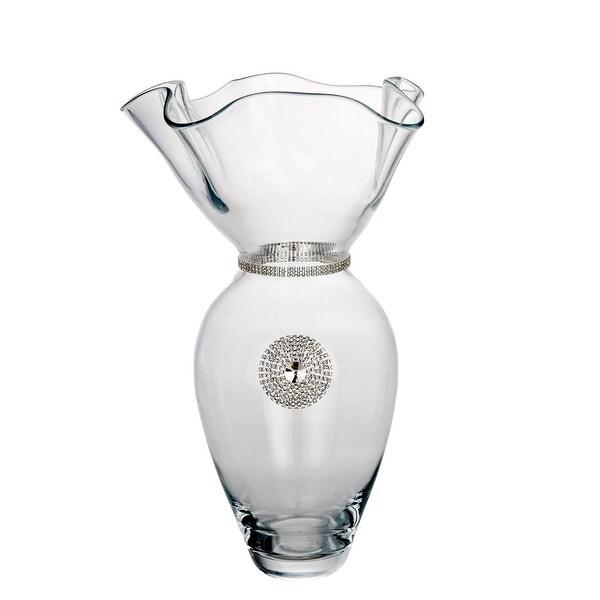 CVS860-Vase Swarovski Crystal