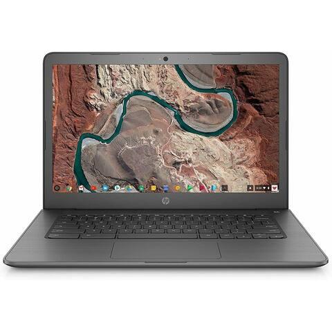 """HP Chromebook 14"""" - 14-ca023nr Intel® Celeron® N3350 4 GB RAM 32 GB eMMC (R)"""