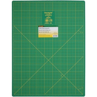 """Omnigrid Double-Sided Mat Inches/Centimeters-18""""X24""""/45cmX60cm"""