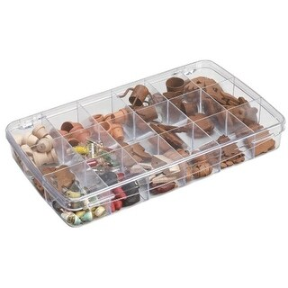 Prism Box 18 Compartments-11.5 in. x 6.625 in. x 1.75 in.