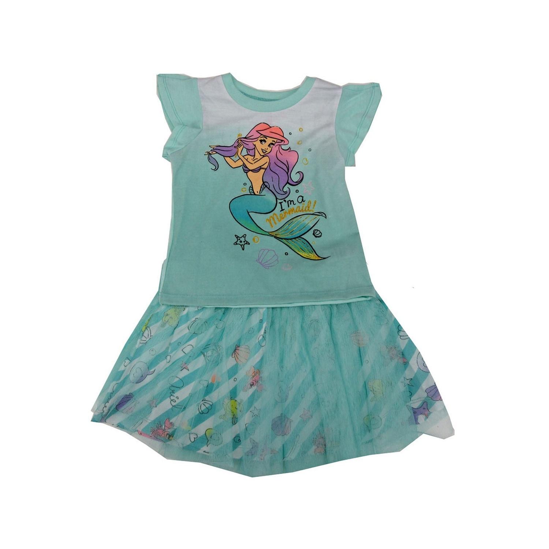 3T Little Mermaid Ariel boutique outfit