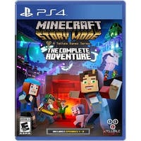 Minecraft Story Mode The Complete Adventure - PlayStation 4