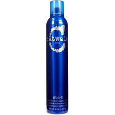 TIGI Catwalk Work-It Medium Firm Hold Hairspray 8 oz