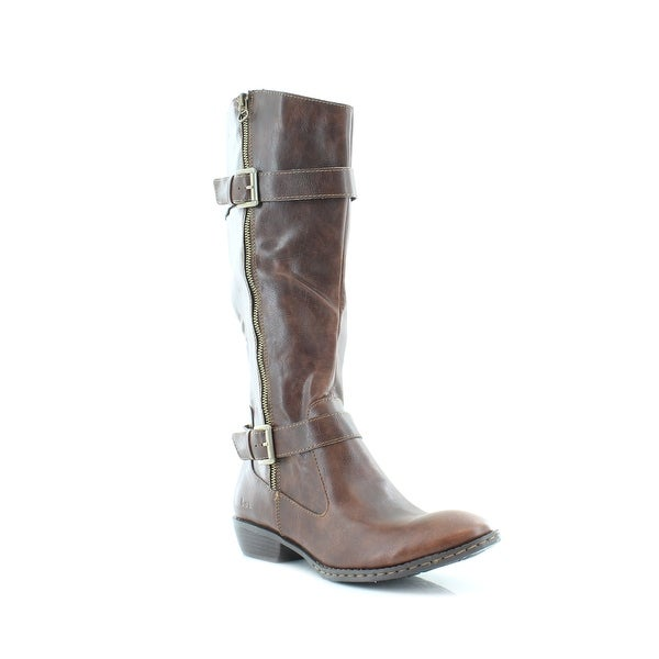 Born Lampards Women's Boots Brown - 8.5