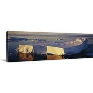 Premium Thick-Wrap Canvas entitled Iceberg Ross Sea Antarctica