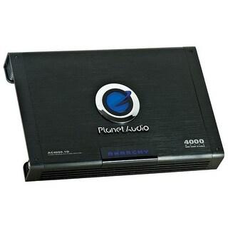 Planet Audio AC4000.1D Class D Monoblock Power Amplifier
