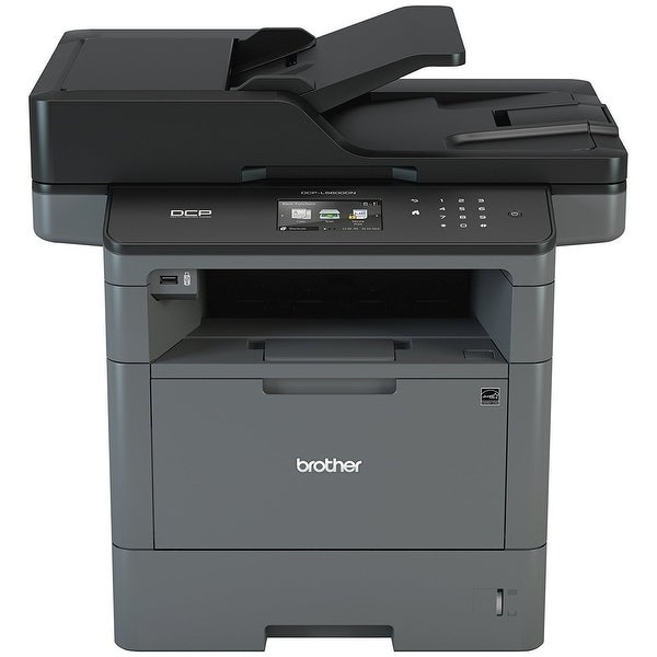 Brother International Dcp-L5600dn Business Laser Multi-Function Printer W/ Duplex Printing