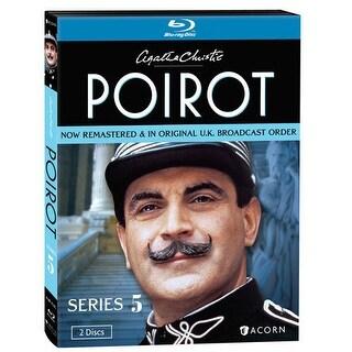 Agatha Christie's Poirot: Series: 5 - Blu-Ray