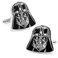 Licensed Star Wars Darth Vader Head Cufflinks